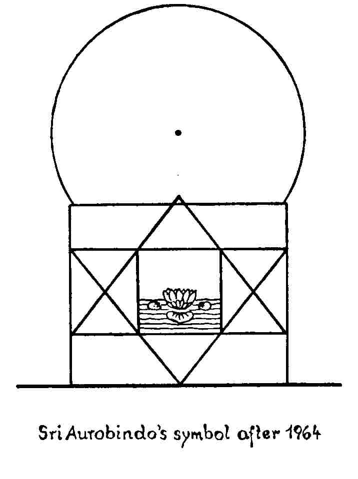 Sri Aurobindo's Symbol - The Mother's Temple