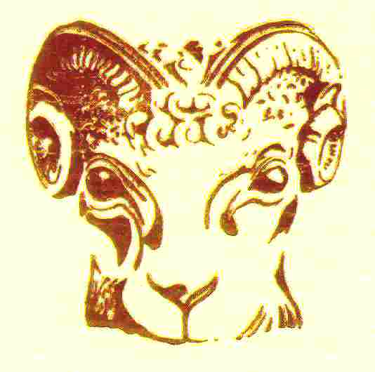 Aries - the Ram, symbol of Aeon Group