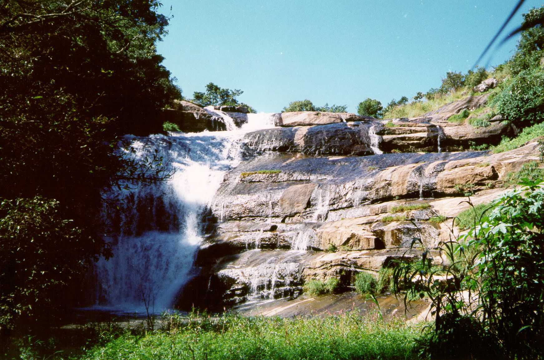 The Falls at Skambha